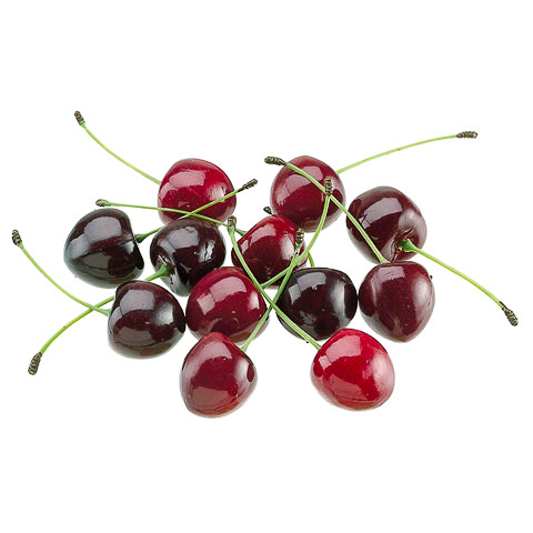 0.75 Inch Mini Artifcial Cherry (12 Per/Bag)