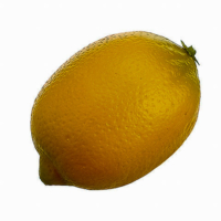 3 Inch Soft Plastic Lemon