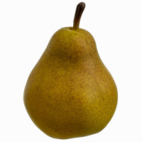 3.25 Inch Soft Plastic Pear