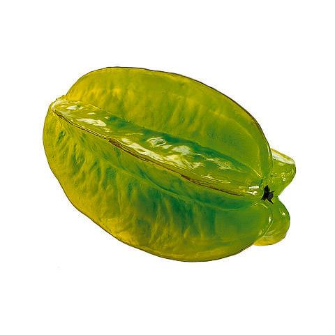 4.5 Inch Faux Star Fruit Green