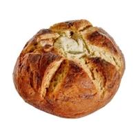6.5 Inch Artificial Bread Brown
