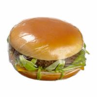 3.75 Inch Fake Hamburger