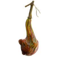 8.5 Inch Fake Gourd Brown