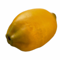 8 Inch Artificial Lemon