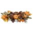 26 Inch Pumpkin/Berry/Fall Leaf Centerpiece With Candleholder