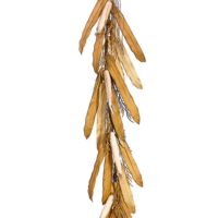 6 Foot Faux Corn Husk Garland