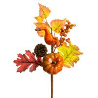 14 Inch Pumpkin/Gourd/Maple Pick
