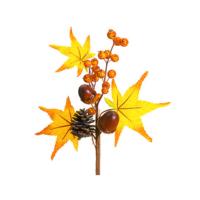 14 Inch Acorn/Pine Cone/Maple Pick