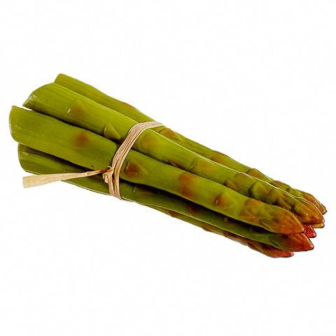 8 Inch Plastic Asparagus (8 Per/Bag)
