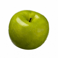 3.5 Inch Artificial Apple Green