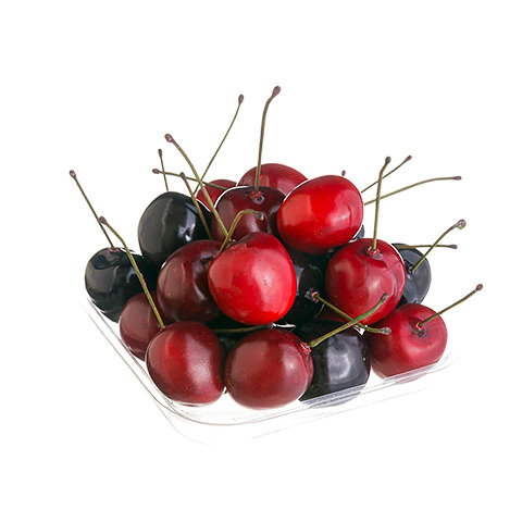 Mixed Faux Cherry (24 Per/Bag)