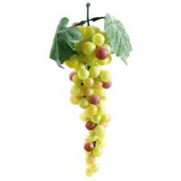10 Inch Fake Grape x90 Green Rose