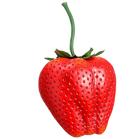 13 Inch Artificial Strawberry