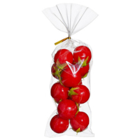 1.25 Inch Faux Cherry Tomato (12 Per/Bag)
