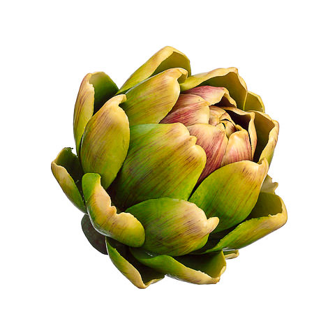 3.25 Inch Fake Artichoke Green