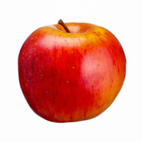 3 Inch Weighted Fake Apple Red Green