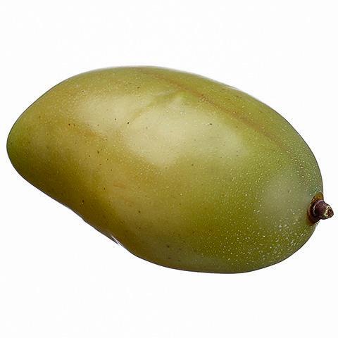 4.2 Inch Artificial Mango Green Yellow