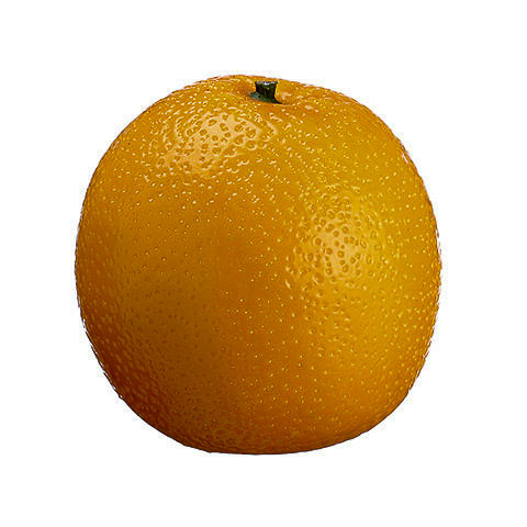 3.25 Inch Weighted Artificial Orange