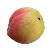 3 Inch Weighted Artificial Peach