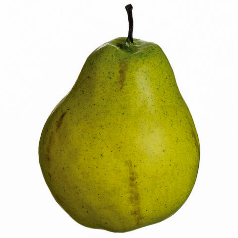3.5 Inch Weighted Artificial Pear Green