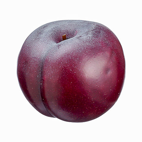 2 Inch Weighted Artificial Plum