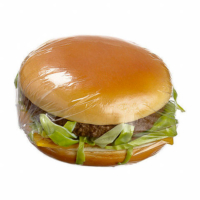 3.75 Inch Fake Hamburger
