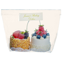 Fake Fruit Cake Assortment (2 Per/Bag)