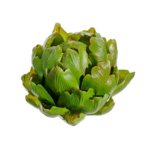 4 Inch Artificial Artichoke Green