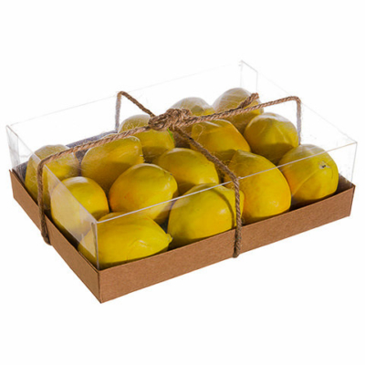 Fake Lemon Assortment (14 Per/Box)