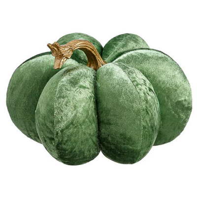 6 Inch Pumpkin Green