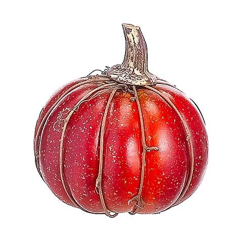 4.5 Inch Pumpkin Orange
