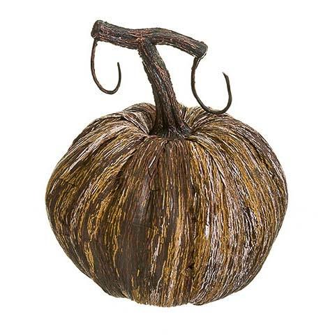 4.75 Inch Decorative Pumpkin